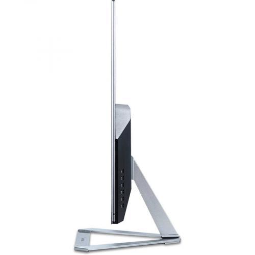 "Viewsonic VX3276 Mhd 31.5"" Full HD LED LCD Monitor   16:9   Metallic Silver Left/500"