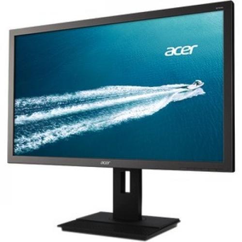 """Acer B277 27"""" Full HD LED LCD Monitor   16:9   Black Left/500"""