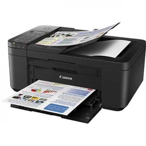 Canon PIXMA TR4520 Inkjet Multifunction Printer   Color Left/500