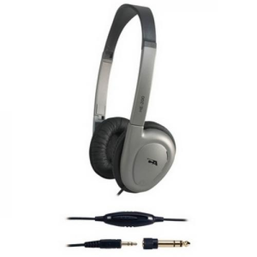 Cyber Acoustics Cyber HE 200 Stereo Headphone Left/500