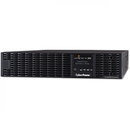CyberPower UPS Systems OL3000RTXL2UHVN Smart App Online    Capacity: 3000 VA / 2700 W Left/500