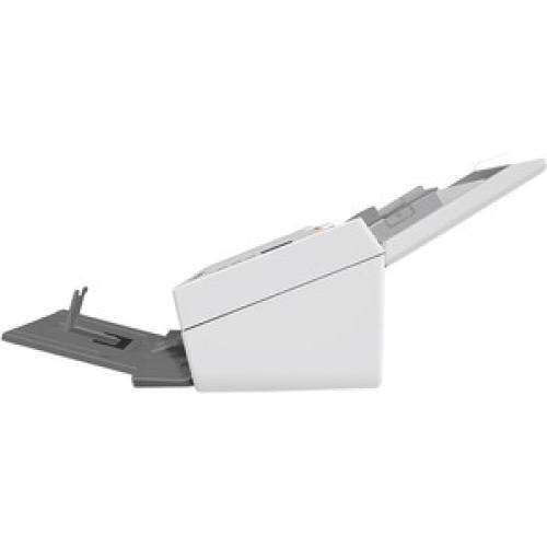 Ambir NScan 940gt Sheetfed Scanner   600 Dpi Optical Left/500
