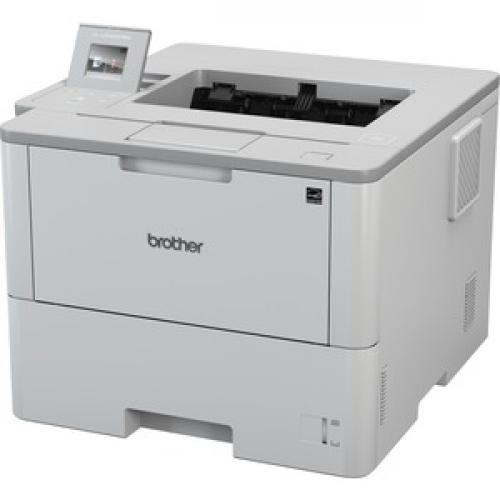 Brother HL L6400DWG TAA Compliant Business Laser Printer Left/500