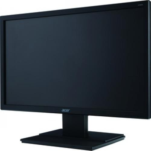 "Acer V246HL 24"" Full HD LED LCD Monitor   16:9   Black Left/500"