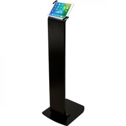 CTA Digital Premium Locking Floor Stand Kiosk (Universal) Left/500