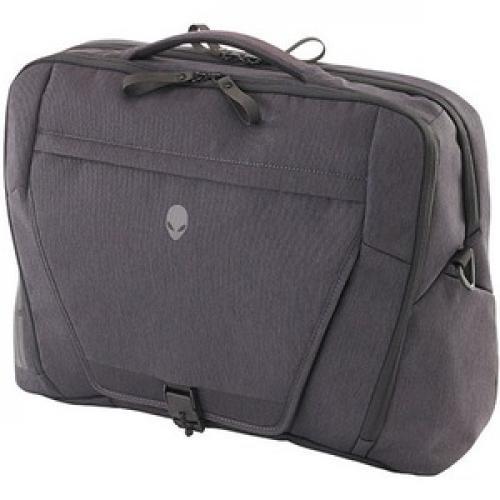 "Mobile Edge Elite Carrying Case (Backpack) For 17.3"" Dell Notebook   Black, Gray Left/500"