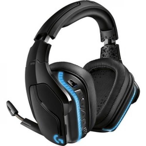Logitech G935 Wireless 7.1 Surround Lightsync Gaming Headset Left/500