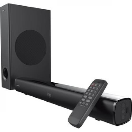 Creative Stage 2.1 Bluetooth Speaker System   Black Left/500