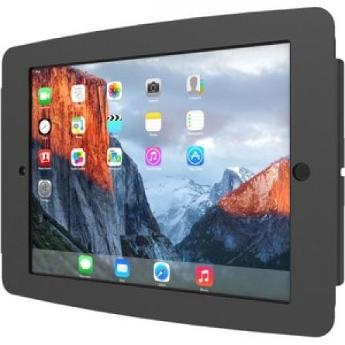 Compulocks Space Wall Mount For IPad Pro   Black Left/500