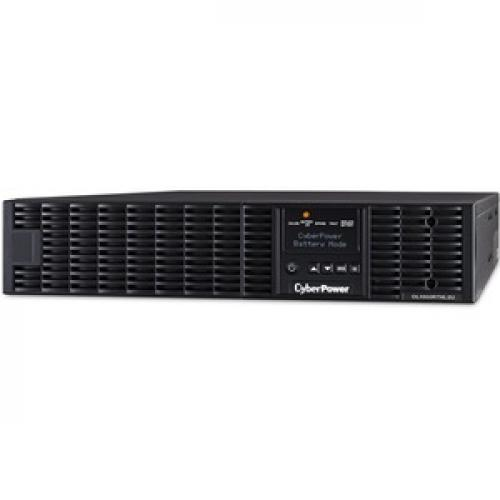 CyberPower UPS Systems OL1000RTXL2UN Smart App Online    Capacity: 1000 VA / 900 W Left/500
