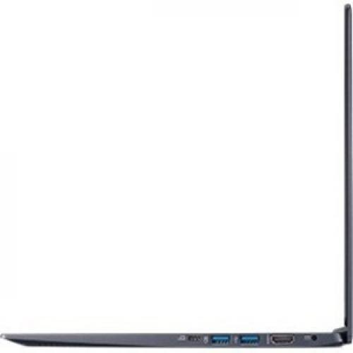 "Acer TravelMate X5 X514 51T TMX514 51T 72KH 14"" Touchscreen Notebook   Full HD   1920 X 1080   Intel Core I7 (8th Gen) I7 8565U Quad Core (4 Core) 1.80 GHz   16 GB RAM   512 GB SSD Left/500"