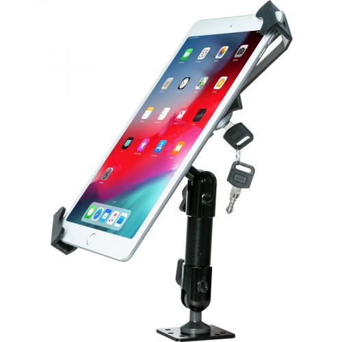CTA Digital Vehicle Mount For Tablet, IPad Pro, IPad Air, IPad Mini Left/500