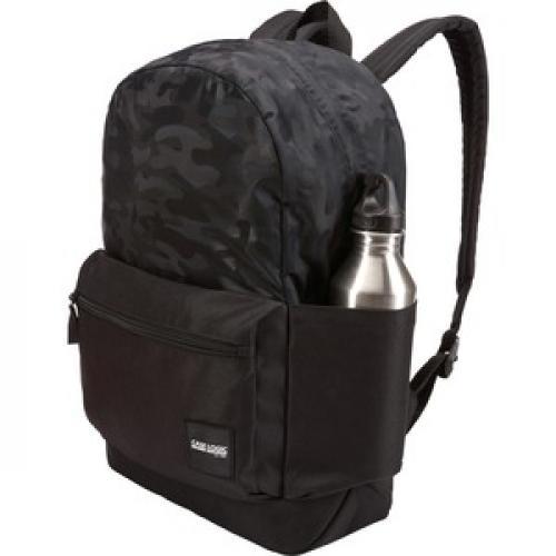 Case Logic Founder CCAM 2126 BLACKCAMO Carrying Case (Backpack) Accessories, Bottle, Electronic Equipment, Pen, Book, Folder   Black Camo Left/500