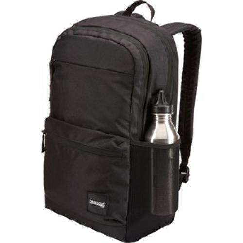 """Case Logic Uplink CCAM 3116 BLACK Carrying Case (Backpack) For 15.6"""" Notebook   Black Left/500"""