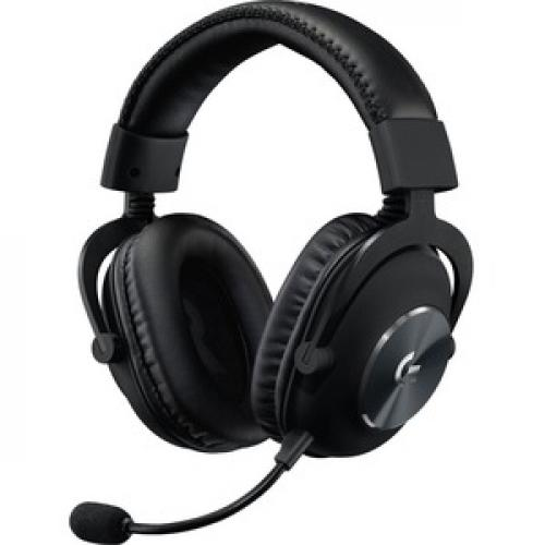 Logitech PRO X Gaming Headset With Blue Vo!ce Left/500