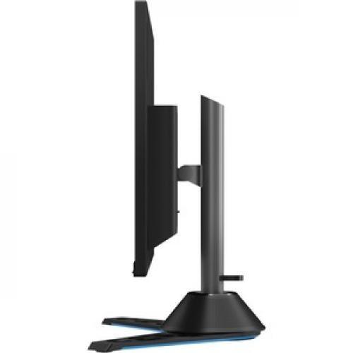 "Lenovo Legion Y27qq 20 27"" LCD G Sync Gaming Monitor   2560 X 1440 QHD Display   165 Hz Refresh Rate   Twisted Nematic Panel   NVIDIA G Sync Technology   1ms Response Time Left/500"