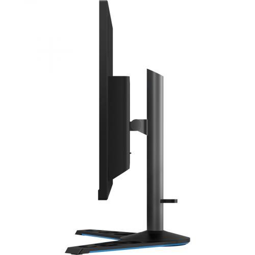 "Lenovo Legion Y27q 20 27"" WQHD WLED Gaming LCD Monitor   16:9   Black Left/500"