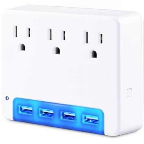 CyberPower Surge Protectors P3WUN Professional   Volts: 125 V Left/500