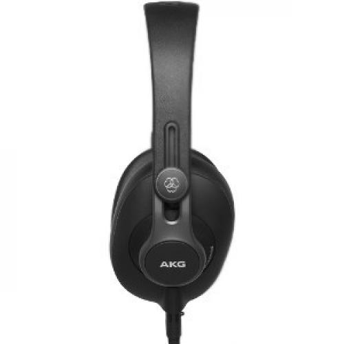 AKG K371 Over Ear, Closed Back Foldable Studio Headphones Left/500