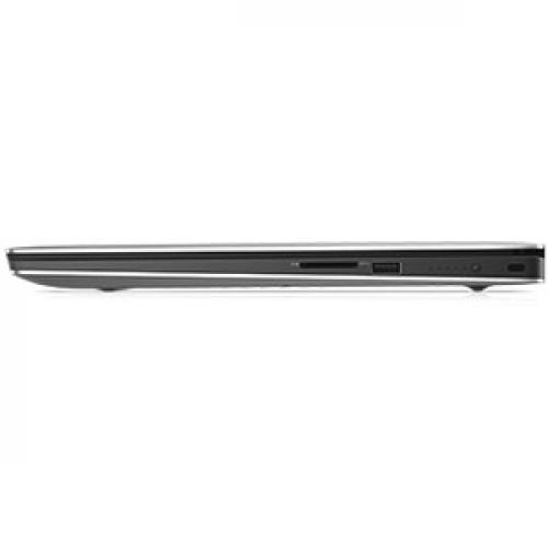 "Dell XPS 15 7590 15.6"" Notebook   1920 X 1080   Intel Core I7 (9th Gen) I7 9750H Hexa Core (6 Core)   16 GB RAM   512 GB SSD   Silver Left/500"