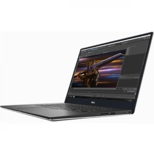 "Dell Precision 5000 5540 15.6"" Mobile Workstation   1920 X 1080   Intel Core I7 (9th Gen) I7 9850H Hexa Core (6 Core) 2.60 GHz   32 GB RAM   512 GB SSD   Titan Gray Left/500"