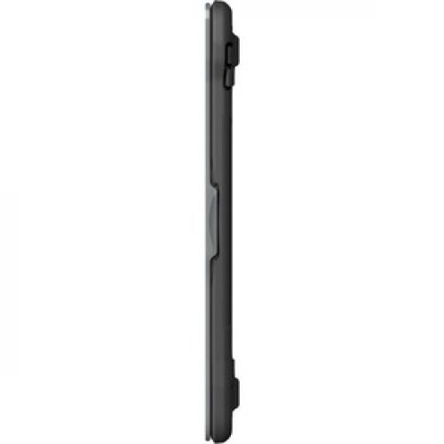 """Brenthaven Edge Folio III Carrying Case (Folio) For 10.2"""" Apple IPad (7th Generation) Tablet   Gray, Translucent Left/500"""