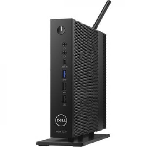 Wyse 5000 5070 Thin ClientIntel Celeron J4105 Quad Core (4 Core) 1.50 GHz Left/500