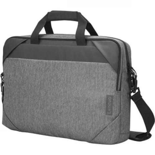 """Lenovo Carrying Case For 15.6"""" Notebook   Charcoal Gray Left/500"""