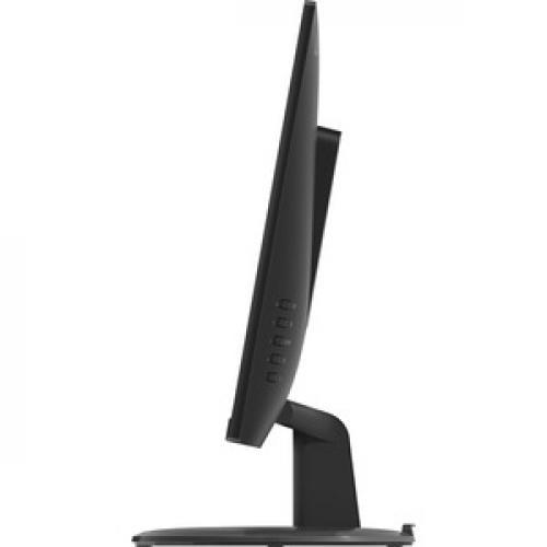 """Lenovo C27 20 27"""" Full HD WLED LCD Monitor   16:9   Black Left/500"""