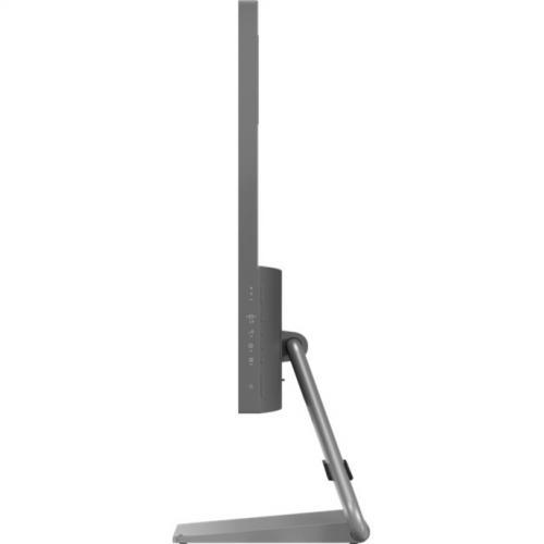 "Lenovo Q27h 10 27"" WQHD WLED LCD Monitor   16:9   Gray Left/500"