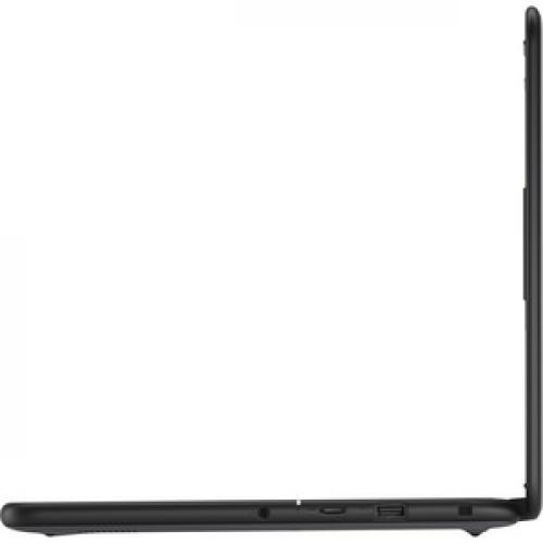 """Dell Latitude 3000 3310 13.3"""" Touchscreen 2 In 1 Notebook   Full HD   1920 X 1080   Intel Core I5 (8th Gen) I5 8265U Quad Core (4 Core) 1.60 GHz   8 GB RAM   128 GB SSD   Black Left/500"""