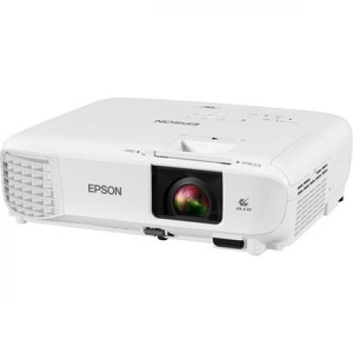 Epson PowerLite E20 LCD Projector   4:3   White Left/500