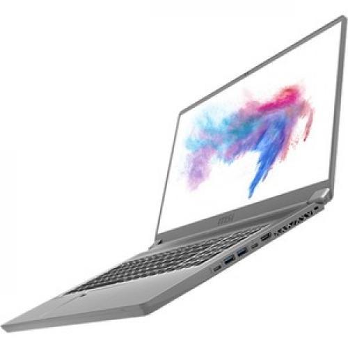 "MSI Creator 17 17.3"" Laptop Core I7 10875H 16GB RAM 512GB SSD 144Hz RTX 2060 6GB   10th Gen I7 10875H Octa Core   NVIDIA GeForce RTX 2060 6GB   144Hz Refresh Rate   Windows 10 Pro   7 Hr Battery Life Left/500"