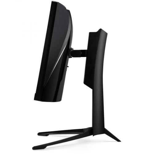 "Viewsonic Elite XG270QC 27"" WQHD Curved Screen LED Gaming LCD Monitor   16:9 Left/500"