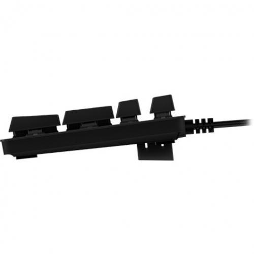 Logitech G512 LIGHTSYNC RGB Mechanical Gaming Keyboard Left/500