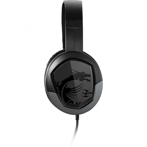 MSI Immerse GH30 Gaming Headset Left/500
