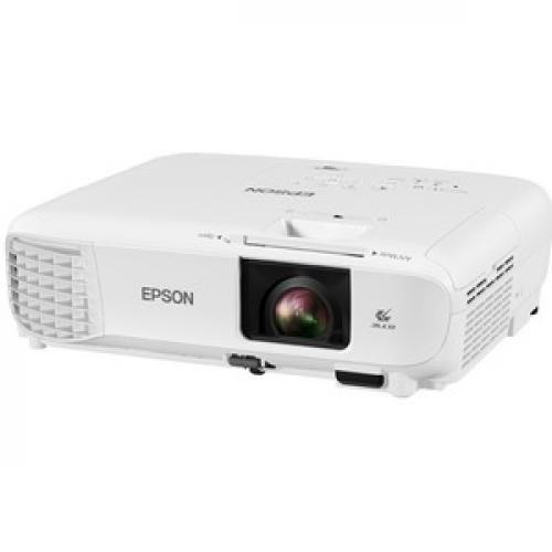 Epson PowerLite 118 LCD Projector   4:3 Left/500