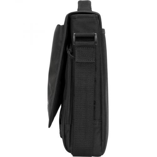 """Lenovo Carrying Case (Messenger) For 15.6"""" Notebook   Black Left/500"""