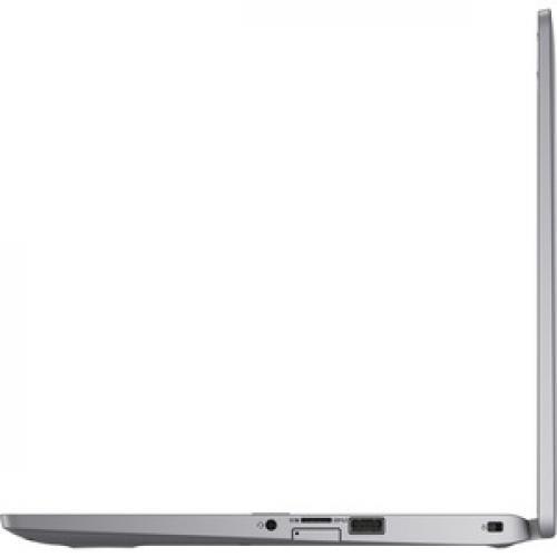 """Dell Latitude 5000 5310 13.3"""" Touchscreen 2 In 1 Notebook   Full HD   1920 X 1080   Intel Core I7 (10th Gen) I7 10610U Quad Core (4 Core) 1.80 GHz   16 GB RAM   256 GB SSD   Titan Gray Left/500"""