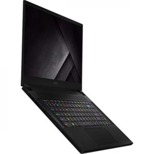 """MSI GS66 Stealth GS66 Stealth 10SFS 440 15.6"""" Gaming Notebook   Full HD   1920 X 1080   Intel Core I7 (10th Gen) I7 10875H 2.30 GHz   32 GB RAM   512 GB SSD   Core Black Left/500"""