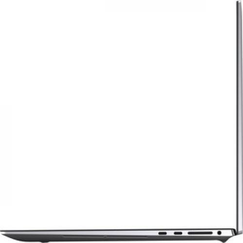 """Dell Precision 5000 5750 17.3"""" Touchscreen Mobile Workstation   4K UHD   3840 X 2400   Intel Core I7 (10th Gen) I7 10750H Hexa Core (6 Core) 2.60 GHz   32 GB RAM   512 GB SSD Left/500"""
