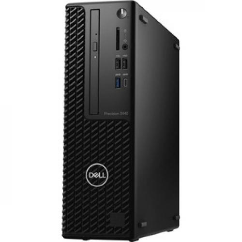 Dell Precision 3000 3440 Workstation   Intel Core I5 Hexa Core (6 Core) I5 10500 10th Gen 3.10 GHz   16 GB DDR4 SDRAM RAM   1 TB HDD   Small Form Factor Left/500