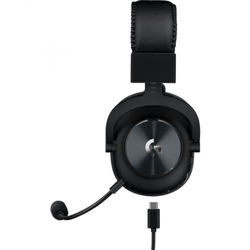 Logitech PRO X Wireless Lightspeed Gaming Headset Left/500