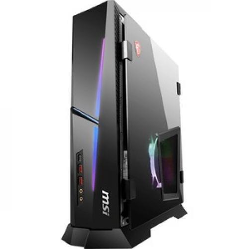 MSI MPG Trident AS 10th 10SC 1208US Gaming Desktop Computer   Intel Core I7 10th Gen I7 10700F Octa Core (8 Core) 2.90 GHz   16 GB RAM DDR4 SDRAM   1 TB SSD   Desktop Slimline Left/500