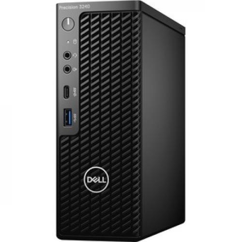 Dell Precision 3000 3240 Workstation   Core I7 I7 10700   16 GB RAM   512 GB SSD   Ultra Small Left/500
