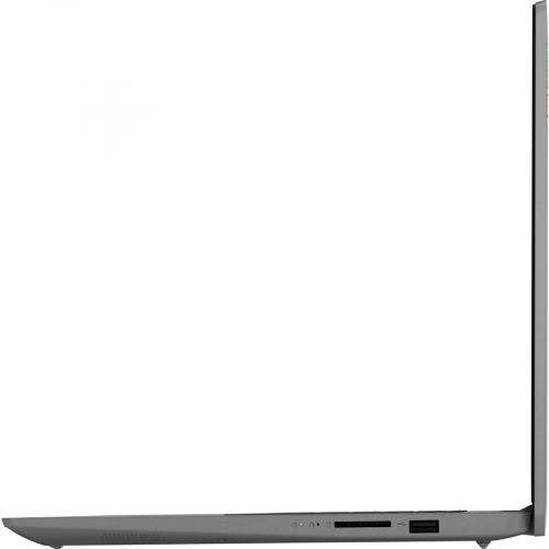 "Lenovo IdeaPad 3 15.6"" Laptop Intel Core I7 1165G7 8GB RAM 256GB SSD Artic Gray   11th Gen I7 1165G7 Quad Core   Integrated Intel Iris Xe Graphics   4 In 1 Card Reader   Windows 10 Home   7.5 Hr Battery Life Left/500"