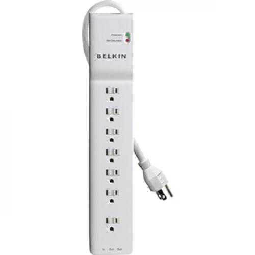 Belkin 7 Outlet SurgeMaster Surge Protector Life-Style/500