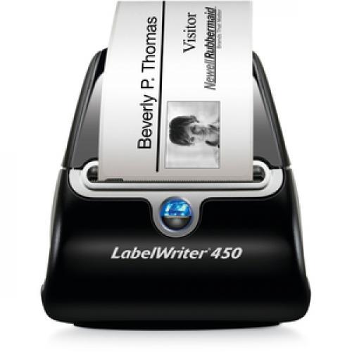 Dymo LabelWriter Adhesive Name Badges Life-Style/500