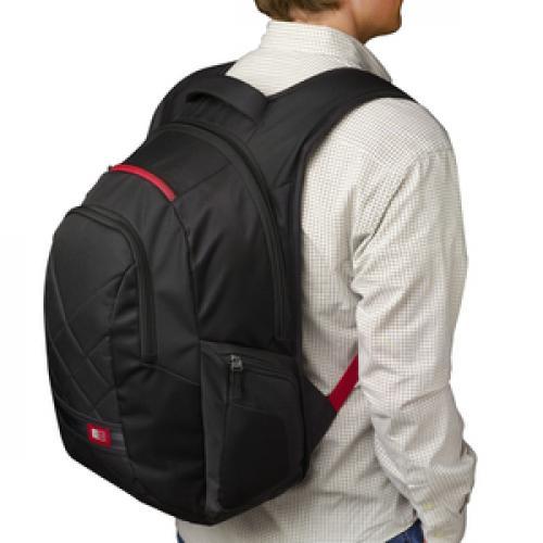 "Case Logic DLBP 116BLACK Carrying Case (Backpack) For 16"" Notebook   Black Life-Style/500"