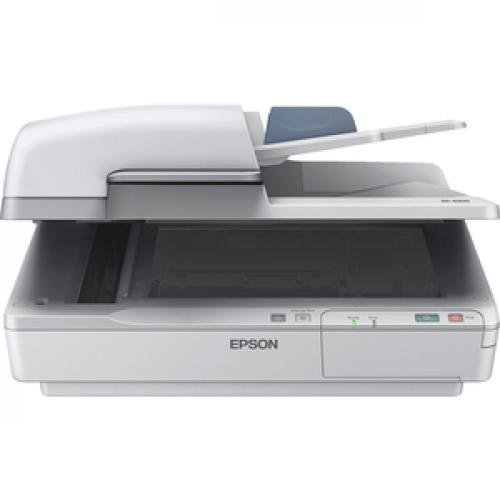 Epson WorkForce DS 6500 Flatbed Scanner   1200 Dpi Optical Life-Style/500